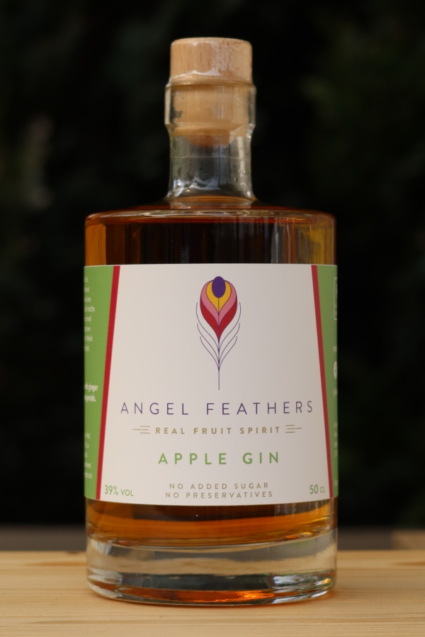 Angel Feathers - Apple Gin