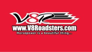 V8 Roadsters logo