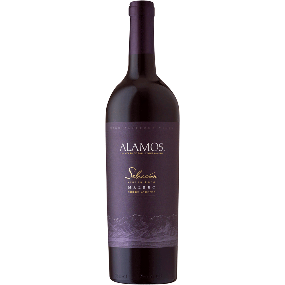 REd Wine Almos Seleccion Malbec