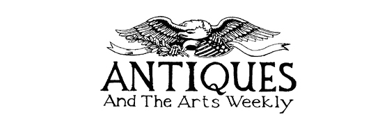 """Maurine St Gaudens Interviewed by """"Antiques and the Arts Weekly"""""""