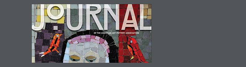 Polia Pillin Profiled in the Summer Cover Article of the Journal of American Art Pottery