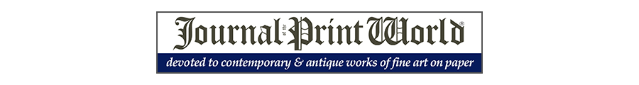"""""""Journal of the Print World"""" Features Emerging Artist Dorothy Stratton King"""