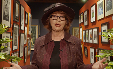 Pat Morrison, LA Times, art exhibit