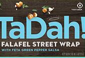 TaDah! street wraps