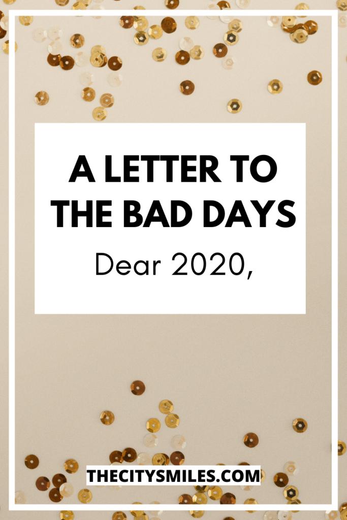 bad days pin image