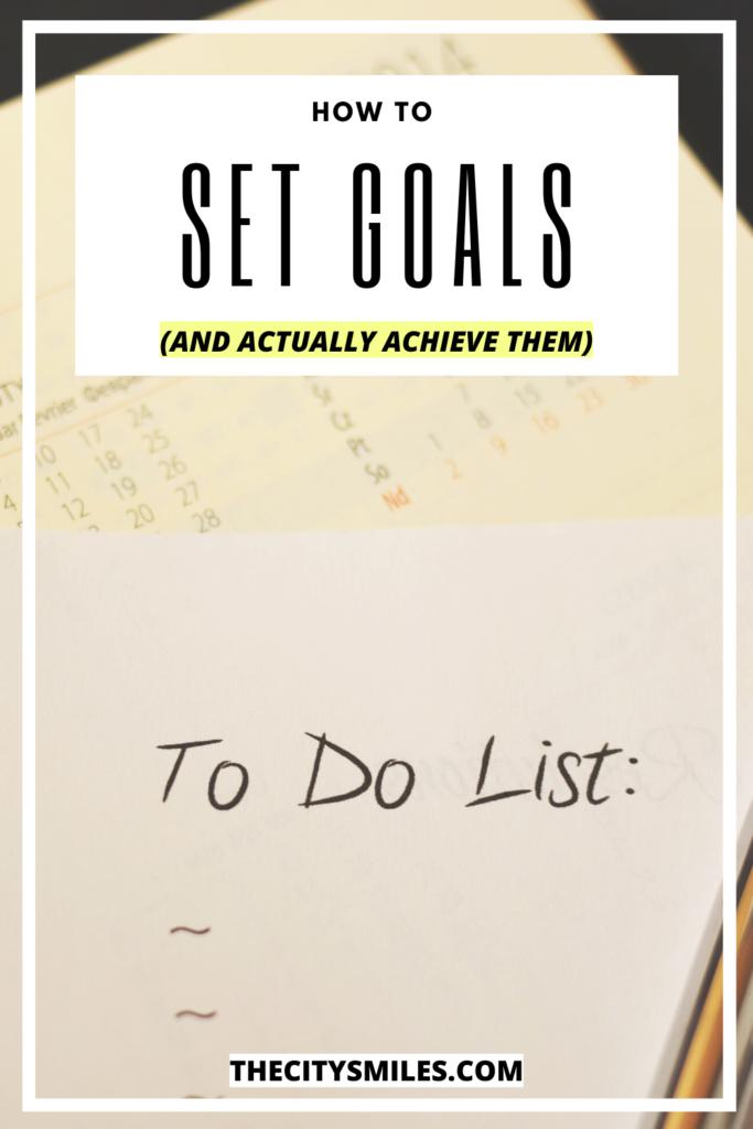 goals pin 1