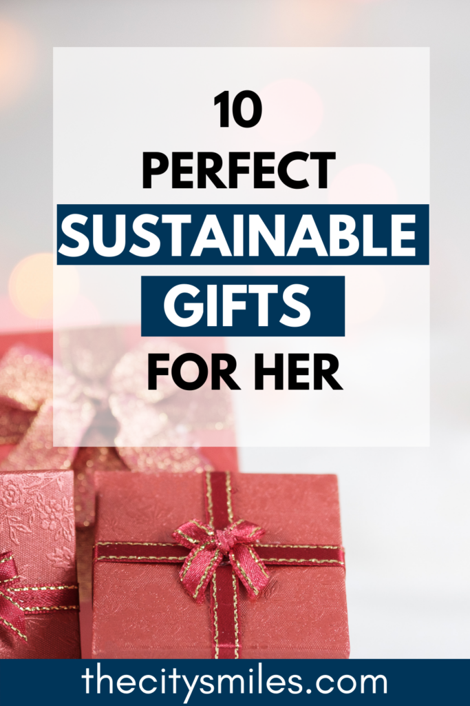 It's almost gift giving season, so it's time to start shopping! But even when the holidays come around, it's important to continue your sustainable living habits. So, here are 10 amazing sustainable gifts for your best friend, girlfriend, or any teen girl. These eco friendly gifts pack all of the punch of a fun and surprising package all while keeping the planet in mind :)