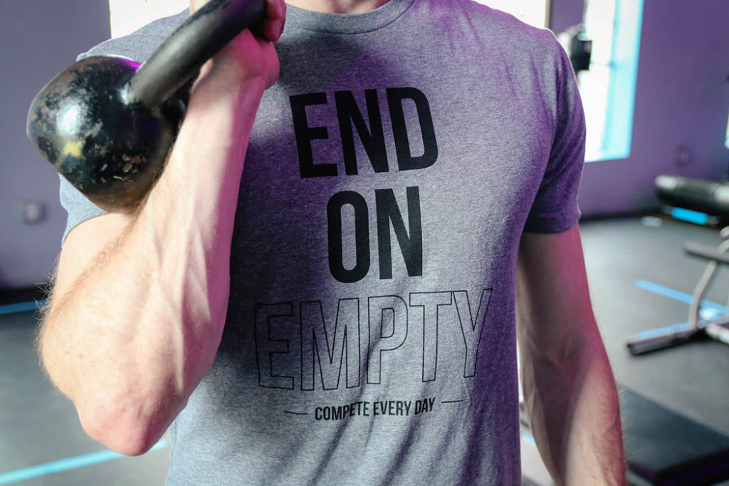 End on Empty