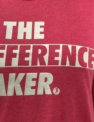 Be the Difference Maker