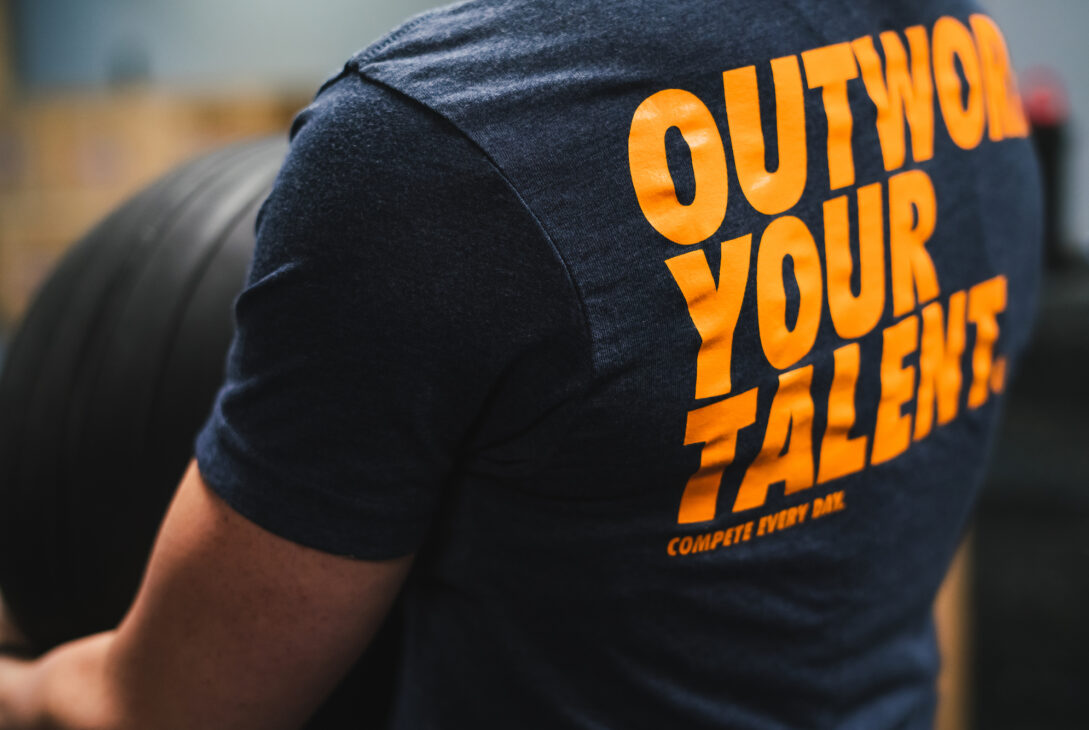 Outwork Your Talent shirt