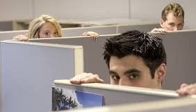 cubicle people