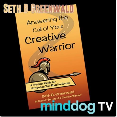 Listen to my Interview on MindDog TV
