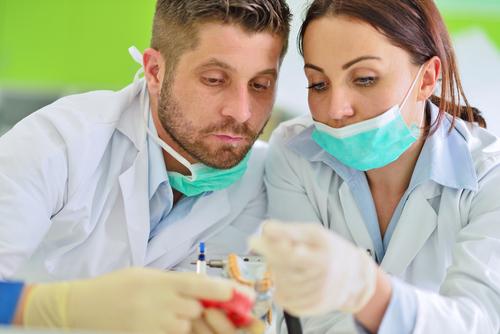 partial dentures aston