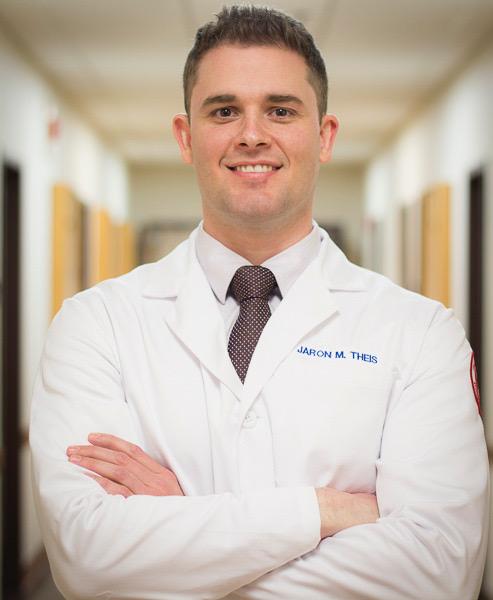 Dr Jaron Theis