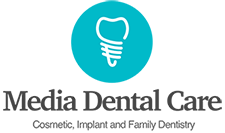Media Dental Care Logo