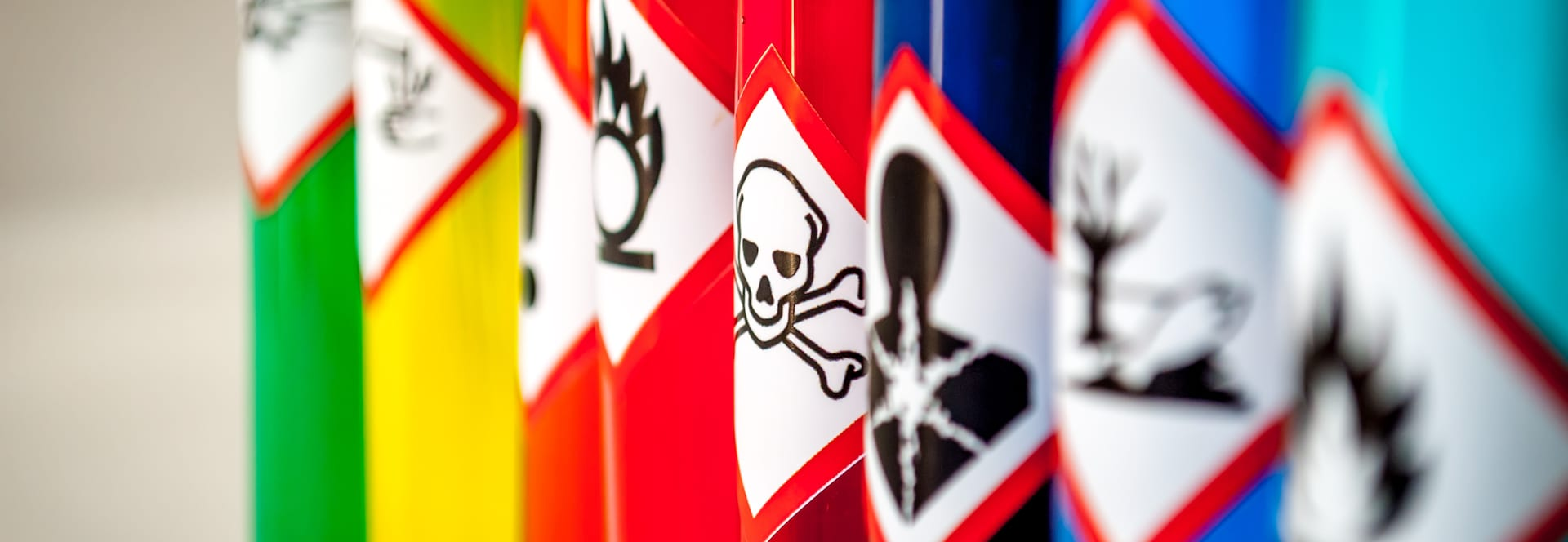 ARE YOU A VICTIM OF WORKPLACE TOXINS?