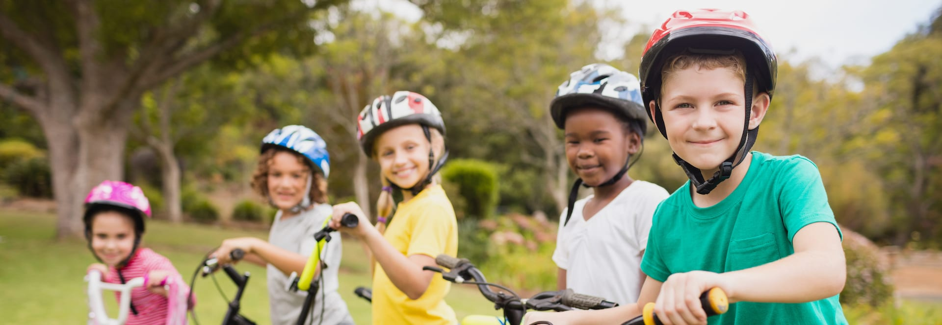 THE TOP 5 BIKE SAFETY TIPS FOR GEORGIA CHILDREN