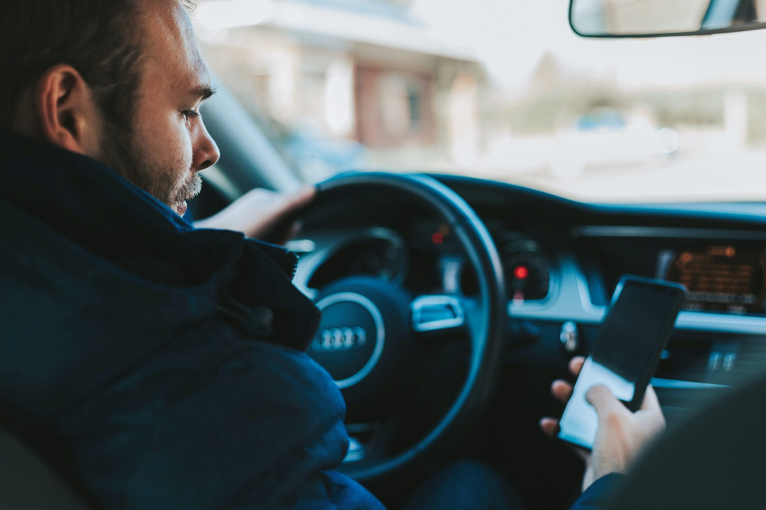 Distracted Driving Accidents in Georgia