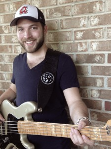 A picture of Seth Watters, who teaches bass lessons in Dunwoody, GA.