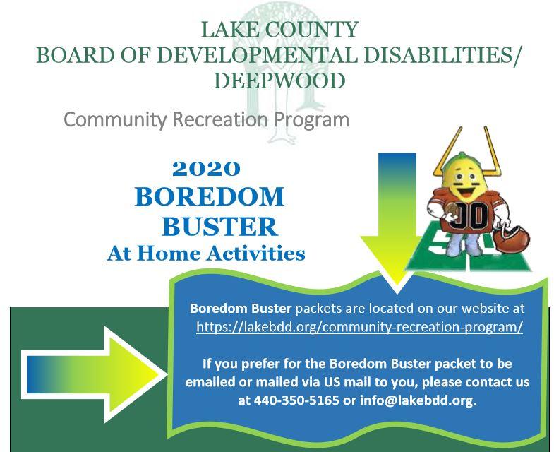 Community Recreation Program