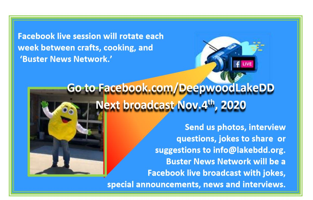 Facebook Live With Recreation Services