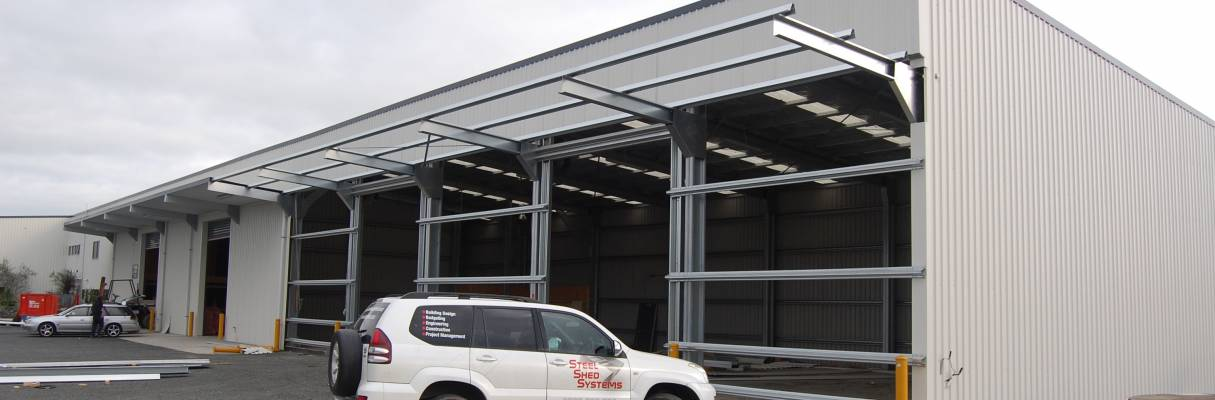 clear span steel buildings, steel shed systems