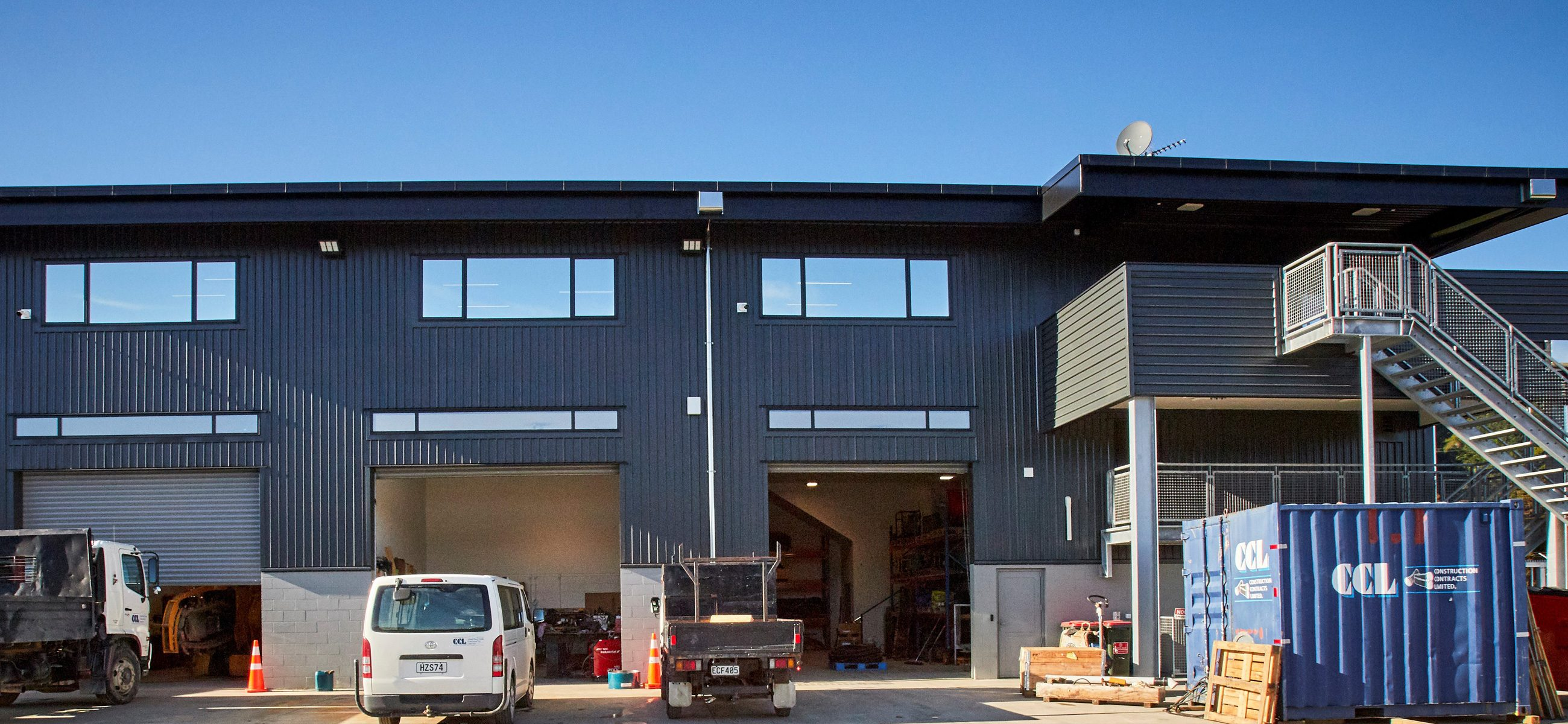 clearspan sheds