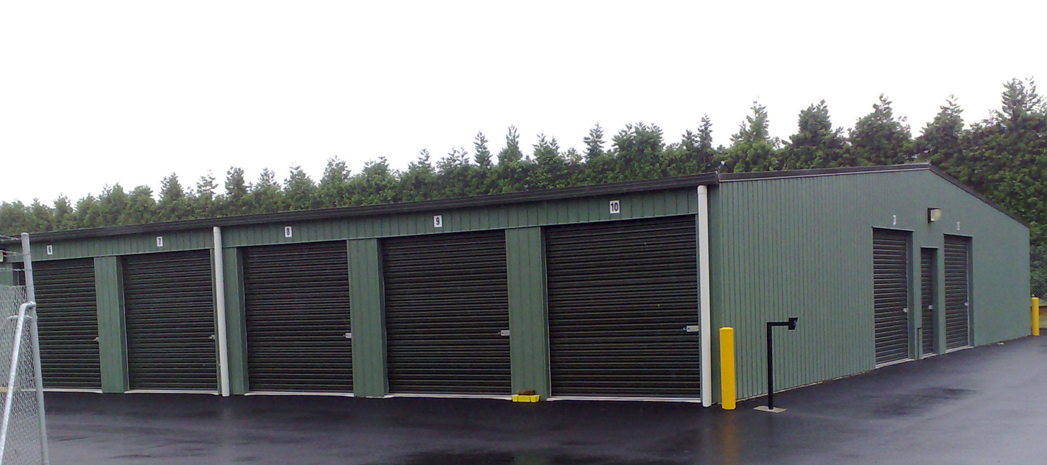 commercial storage buildings