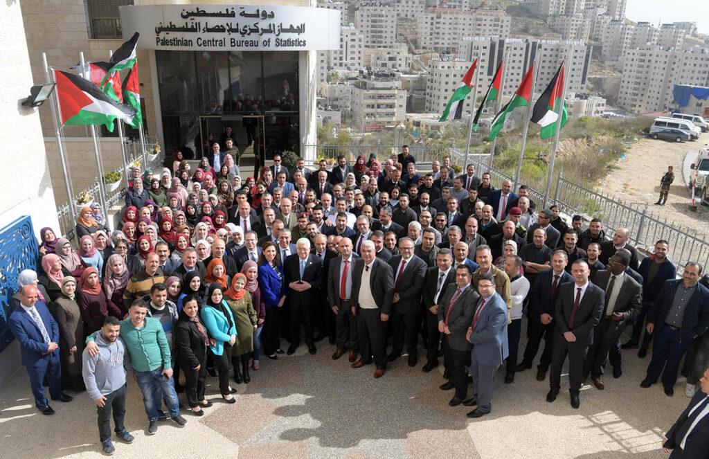 الجهاز المركزي للاحصاء الفلسطيني