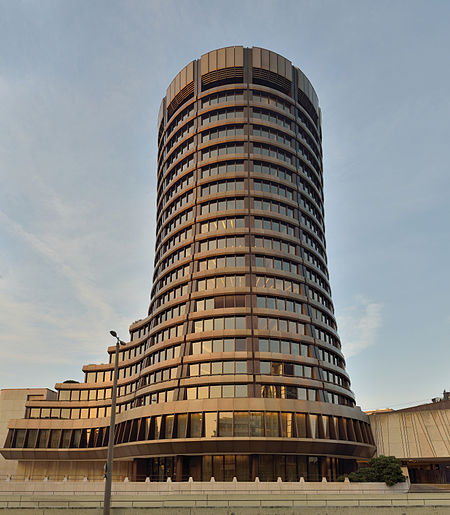مقر لجنة بازل في سويسرا
