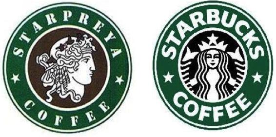 Starbucks and Starpreya