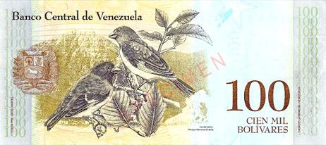 بوليفار فنزويلي