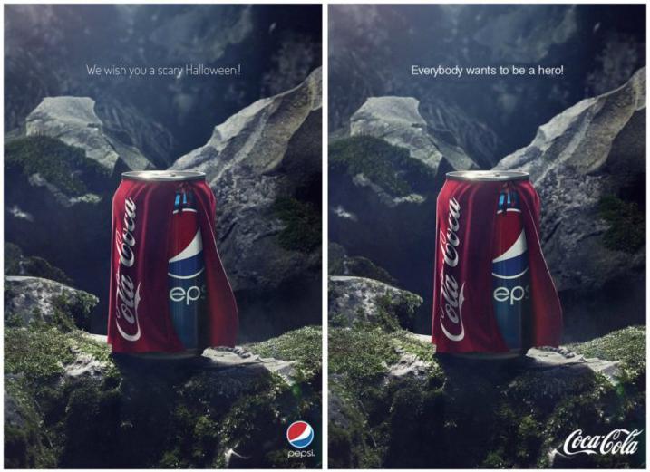 من أذكى الإعلانات التجارية للرد على المنافس