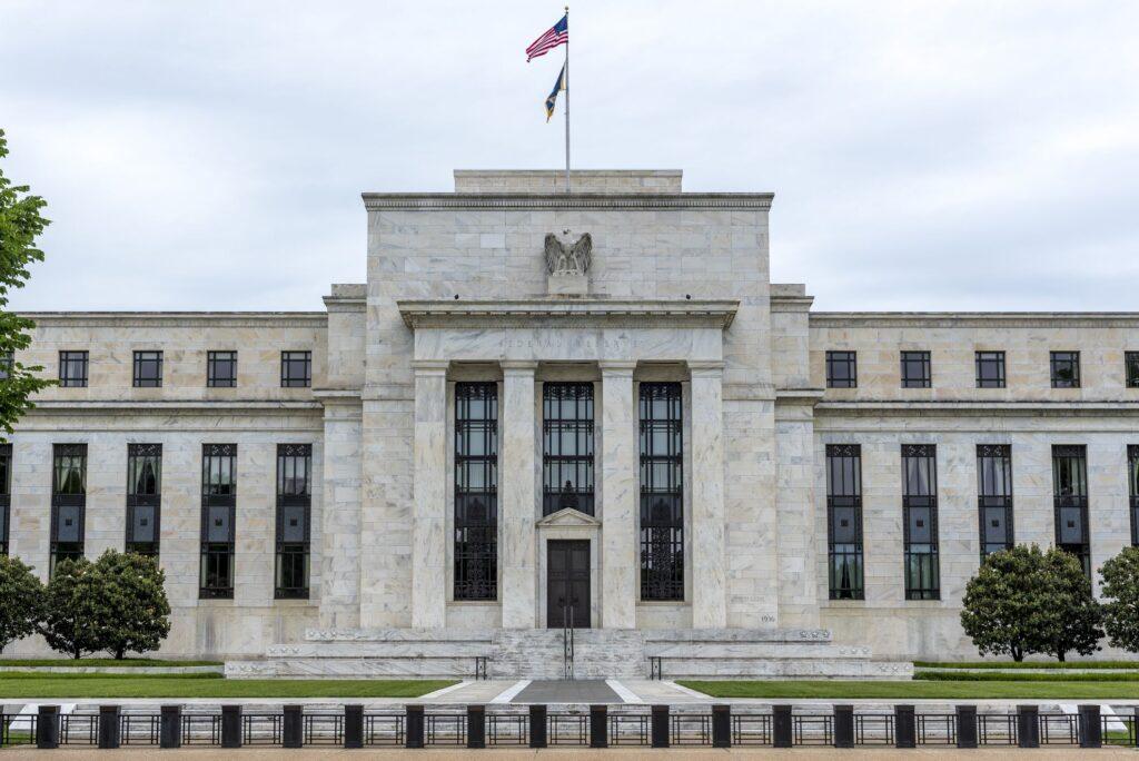 أكبر 10 بنوك مركزية في العالم الاحتياطي الفيدرالي الأمريكي