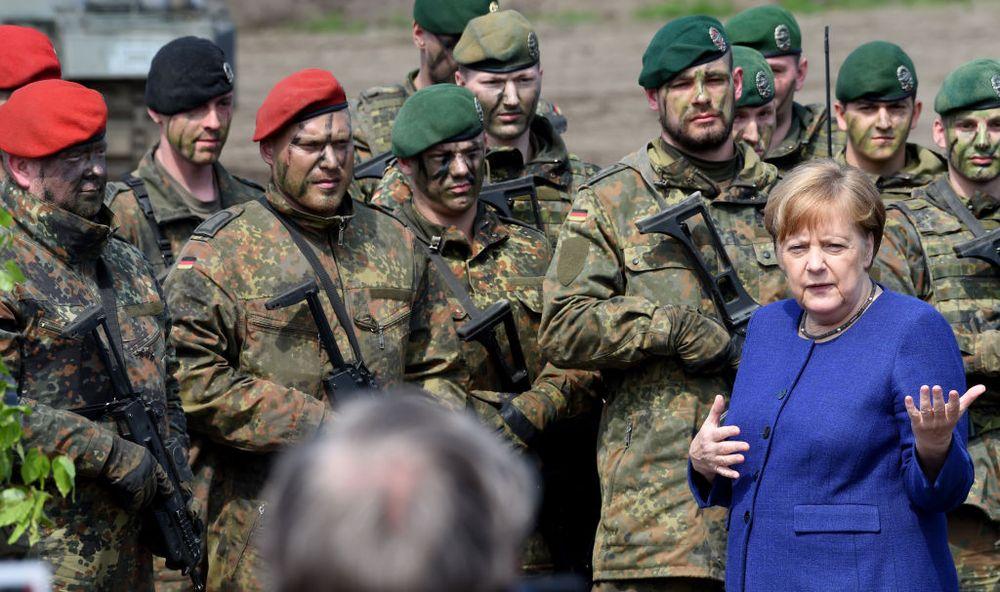 أضخم 10 جيوش في العالم من حيث الإنفاق السنوي: الجيش الألماني