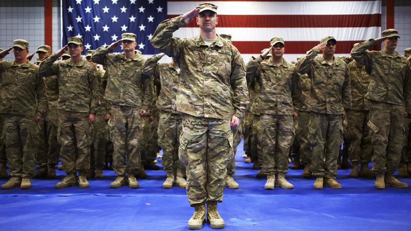 أضخم 10 جيوش في العالم من حيث الإنفاق السنوي : الجيش الأمريكي