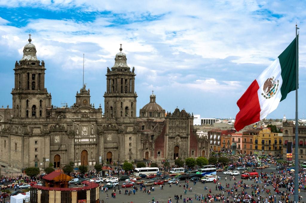 الدول التي تسمح بالمخدرات - المكسيك