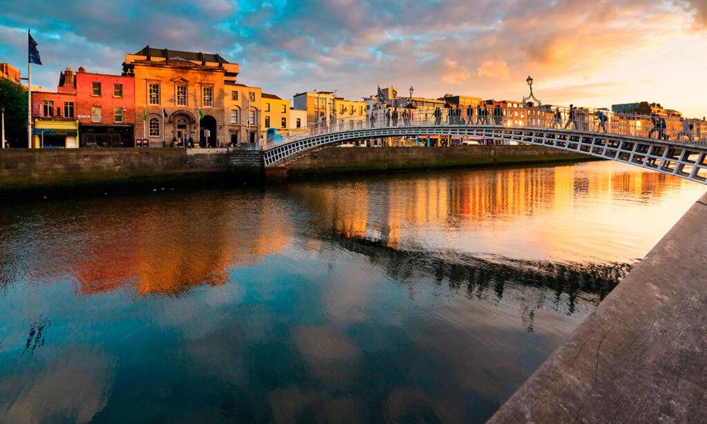 الدول التي تسمح بالمخدرات - ايرلندا