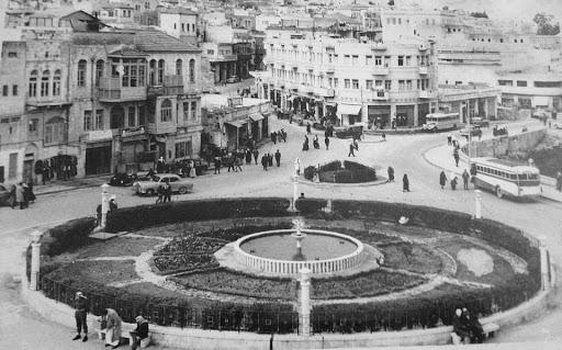 محافظة نابلس قلب: مركز المدينة قديما