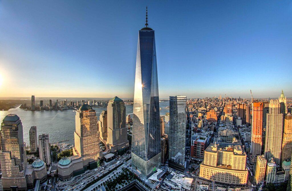 أغلى عشرة مباني في العالم  : مبنى التجارة العالمي