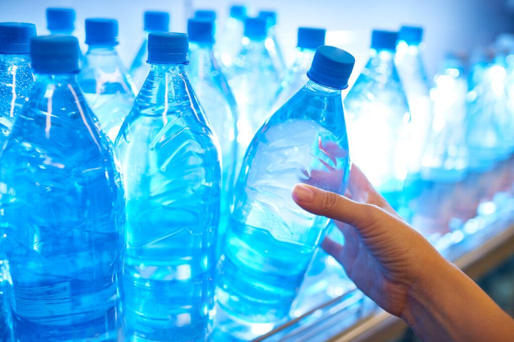 المياه المعدنية ليست نقية