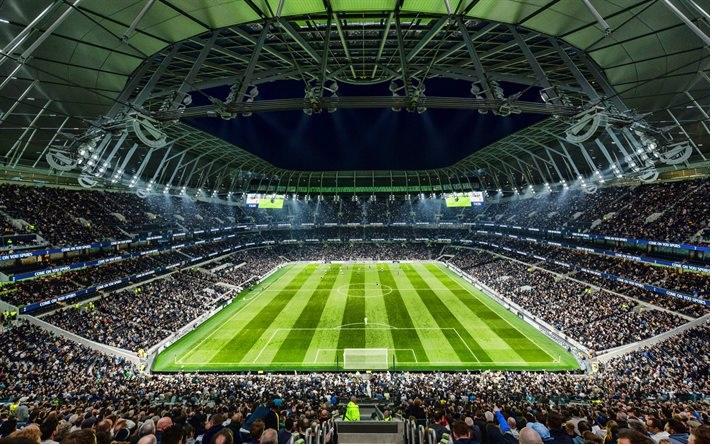أغلى عشرة ملاعب في العالم ملعب توتنهام