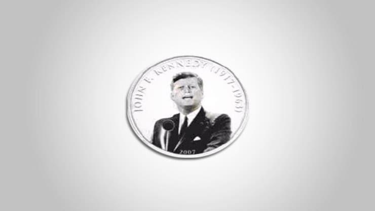 اغرب 10 عملات في العالم - عملة بصوت الرئيس الأمريكي