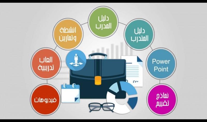 تصميم حقائب تدريبية مميزة مفتاح السر
