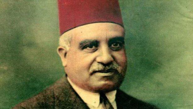 صورة لطلعت حرب طلعت حرب مؤسس اقتصاد مصر