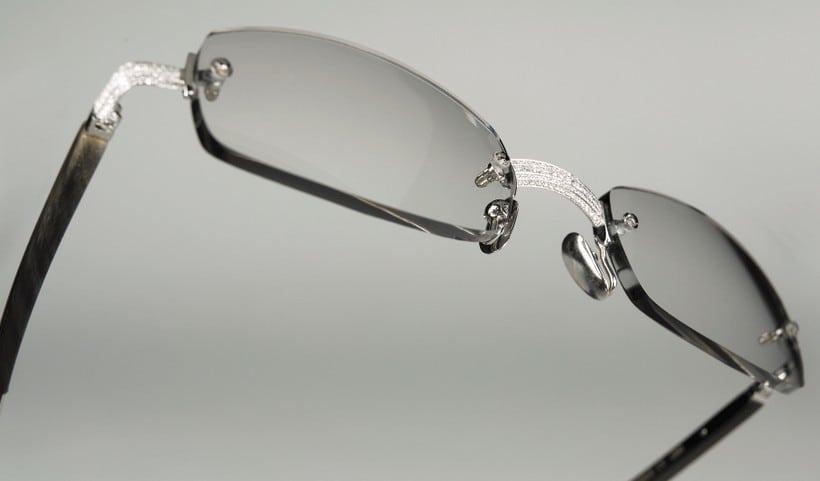 أغلى نظارة شمسية في العالم : المركز