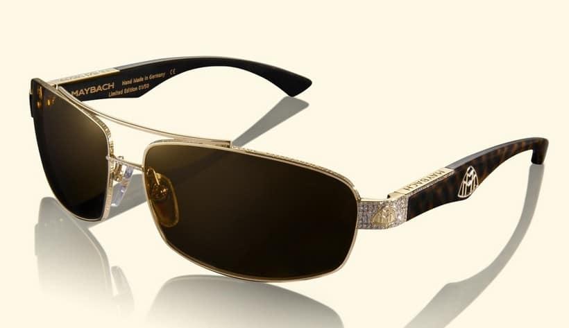 أغلى نظارة شمسية في العالم : المركز السابع