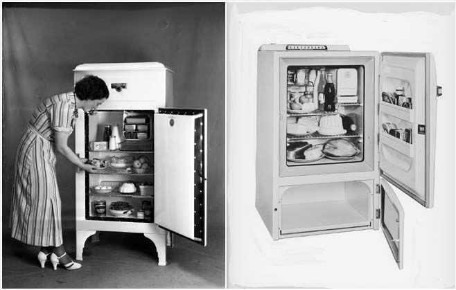 ابتكارات واختراعات علمية غيرت من الحياة : الثلاجة