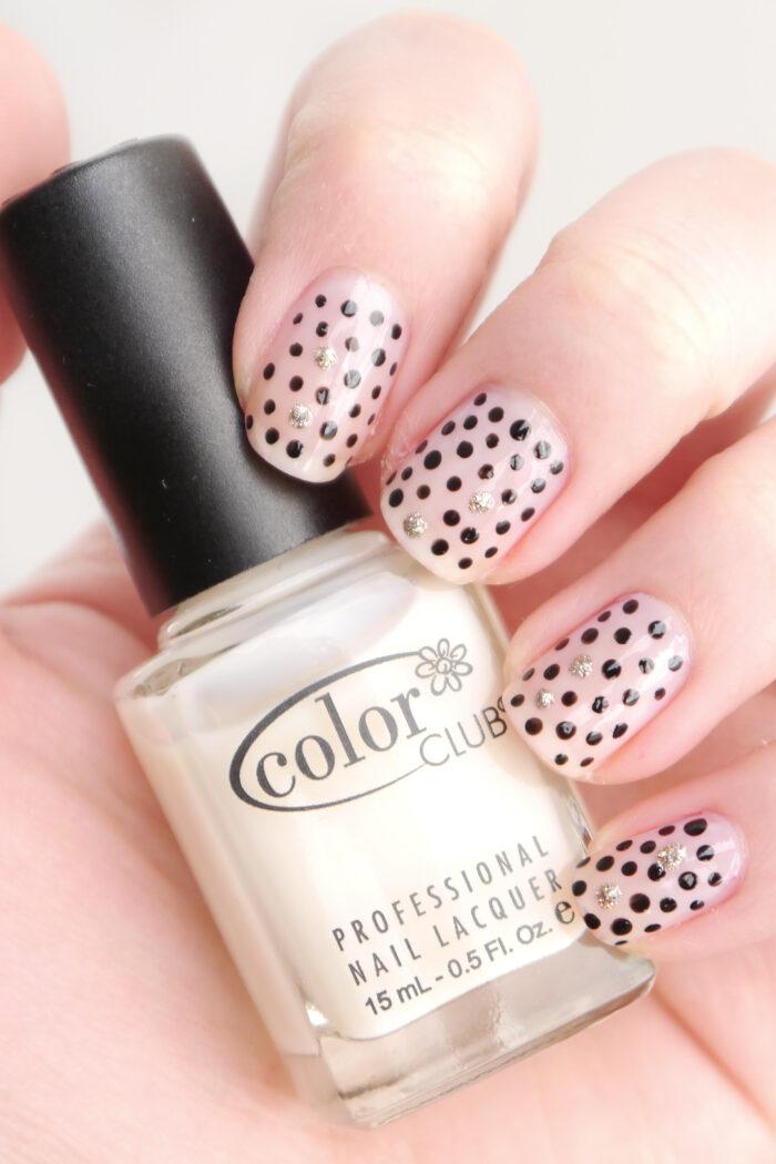 Mani Day: Polka Dots