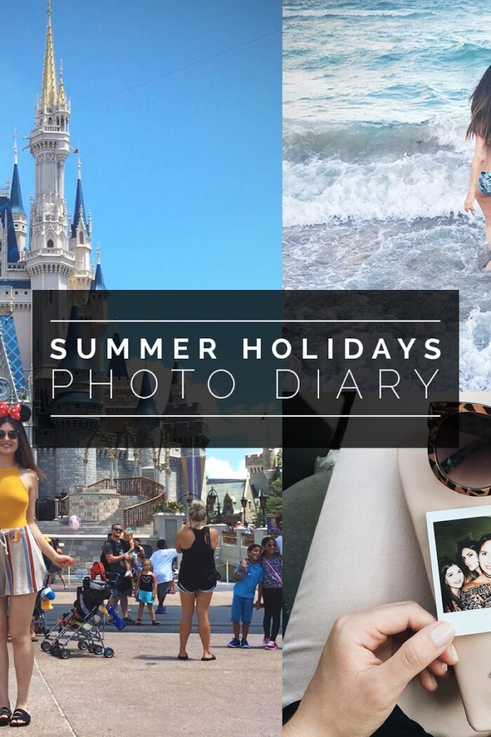 Summer Holidays Photo Diary